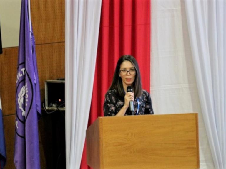 Lic. Gloria Giménez