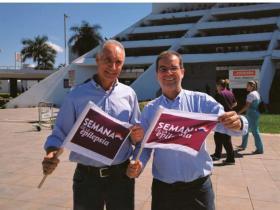 Dres. Alejandro Scaramelli y Mario Camargo