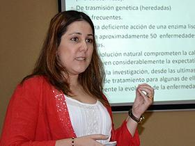 Dra. Carmen Velázquez Arce, Paraguay